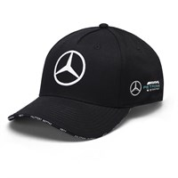 Mercedes-AMG Petronas Motorsport 2019 Valtteri Bottas cap in black