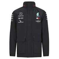 Mercedes-AMG Petronas Motorsport 2020 Team Rain jacket in black