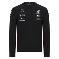 Mercedes-AMG Petronas Motorsport 2020 Team long sleeve top in black
