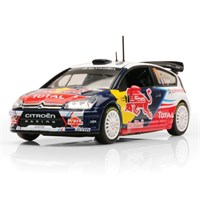 CItroen C4 WRC - 1st Rally of Portugal 2010 - #7 S. Ogier 1:43