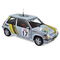 Renault Supercinq GT Turbo - 1989 Tour de Corse - #17 1:18