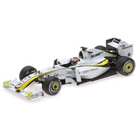 Brawn GP BGP001 - 2009 World Champion - #22 J. Button 1:43