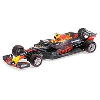 Minichamps Red Bull RB14 - 1st 2018 Mexican Grand Prix - #33 M. Verstappen 1:43