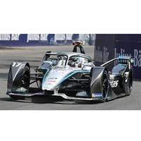 Minichamps Mercedes - 2019-2020 Formula E Season 6 - #17 N. De Vries 1:43