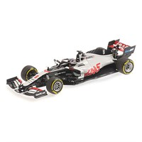 Minichamps Haas VF-20 - 2020 Launch Car - #8 R. Grosjean 1:43