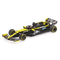 Minichamps Renault RS20 - 2020 Launch Car - #31 E. Ocon 1:43