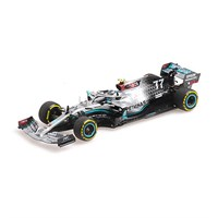 Minichamps Mercedes F1 W11 - 2020 Launch Car - #77 V. Bottas 1:43