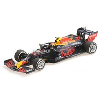 Minichamps Red Bull RB16 - 2020 70th Anniversary Grand Prix - #23 A. Albon 1:43