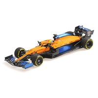 Minichamps McLaren MCL35 - 2020 Launch Car - #4 L. Norris 1:43