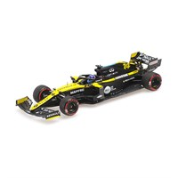 Minichamps Renault RS20 - 2020 Barcelona Test - #14 F. Alonso 1:43