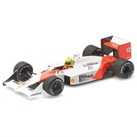 Minichamps McLaren MP4/4 - 1988 Brazilian Grand Prix - #12 A. Senna 1:43