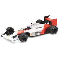 Minichamps McLaren MP4/4B Test Car - 1988 - A. Prost 1:43
