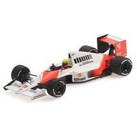 McLaren MP4/5B - 1st 1990 German Grand Prix - #27 A. Senna 1:43