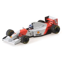 Minichamps McLaren Ford MP4/8 - 1993 Japanese Grand Prix - #7 M. Hakkinen 1:43