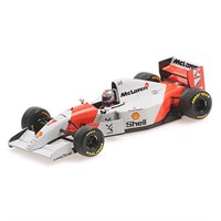 McLaren Ford MP4/8 - 1993 European Grand Prix - #7 M. Andretti 1:43
