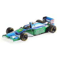 Minichamps Benetton B194 - 1st 1994 Brazilian Grand Prix - #5 M. Schumacher 1:43