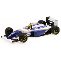 Williams FW16 - 1994 Brazilian Grand Prix - #2 A. Senna 1:43
