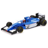 Minichamps Ligier JS39B - 1994 Estoril Test - M. Schumacher 1:43