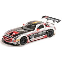 Minichamps Mercedes SLS AMG GT3 - 2012 FIA GT1 World Champion - #38 1:18