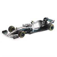 Minichamps Mercedes F1 W10 - 2019 Chinese Grand Prix - #77 V. Bottas 1:18