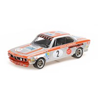 Minichamps BMW 2800 CS - 1st 1972 Nurburgring Tourenwagen - #2 1:18