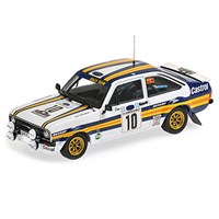 Minichamps Ford RS 1800 - 1980 Acropolis Rally - #10 A. Vatanen 1:18