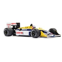 Signed Williams FW11B - 1987 - #5 N. Mansell 1:18