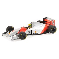 Minichamps McLaren MP4/8 - 1st 1993 Japanese Grand Prix - #8 A. Senna 1:18