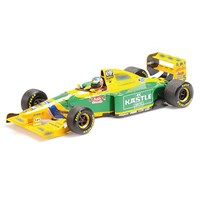 Minichamps Benetton B193 - 1993 German Grand Prix - #5 M. Schumacher 1:18