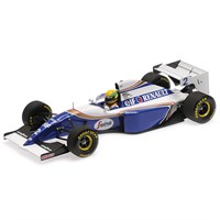 Minichamps Williams FW16 - 1994 Pacific Grand Prix - #2 A. Senna 1:18