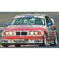 Minichamps BMW 318IS - 1st 1994 Spa 24 Hours - #4 1:18