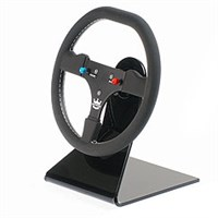 Minichamps McLaren MP4/4 Steering Wheel - 1988 - #12 A. Senna 1:2