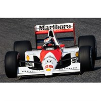 Minichamps McLaren MP4/5B - 1990 - #28 G. Berger 1:12