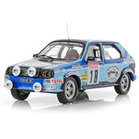 IXO Citroen Visa Chrono - 1983 Rally of Corsica - #18 A. Coppier 1:43