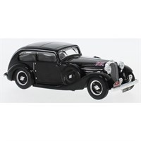 IXO Jaguar SS1 Airline Coupe - 1935 Monte Carlo Rally - #99 S. Light 1:43