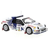 IXO Ford RS200 - 1986 RAC Rally - #12 M. Lovell 1:43
