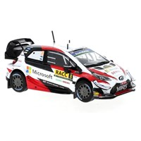 IXO Toyota Yaris WRC - 2019 Rally Spain - #8 O. Tanak 1:43