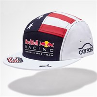 Red Bull Racing 2017 Daniel Ricciardo US GP Cap