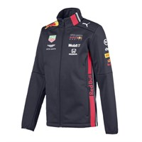 Aston Martin Red Bull Racing 2019 Team softshell jacket in navy