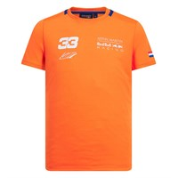 Aston Martin Red Bull Racing 2019 Max Verstappen 33 t-shirt in orange