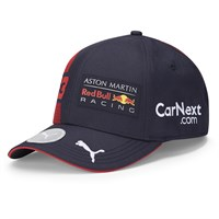 Aston Martin Red Bull Racing 2020 Max Verstappen cap in navy