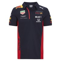 Aston Martin Red Bull Racing 2020 Team polo shirt