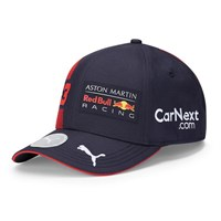 Aston Martin Red Bull Racing 2020 Kids Verstappen cap