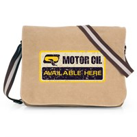 Retro Legends Duckhams Q motor oil bag