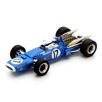 Spark Matra MS11 - 1968 Dutch Grand Prix - #17 J-P. Beltoise 1:18