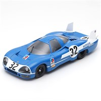 Spark Matra 640 - 1969 Test - #32 H. Pescarolo 1:18