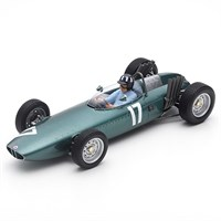 Spark BRM P57 - 1st 1962 Dutch Grand Prix - #17 G. Hill 1:18