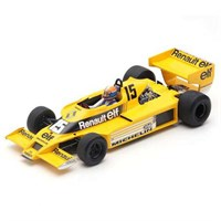 Spark Renault RS01 - 1979 South African Grand Prix - #15 J-P. Jabouille 1:18