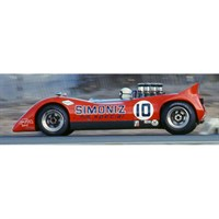 Spark Lola T160 - 1968 Can-Am - #10 C. Parsons 1:43