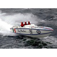 Martini Powerboat 1:43